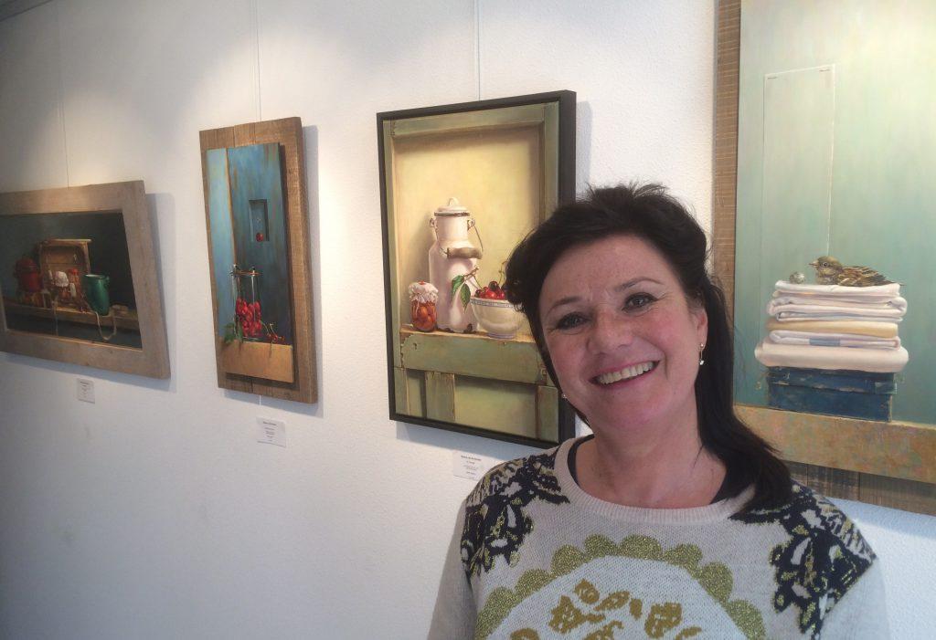 Ineke Aronds Kunsthandel in Bergen