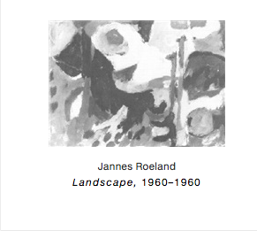 Jan Roeland 1960