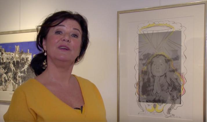 Minuut Ineke Marlene Dumas