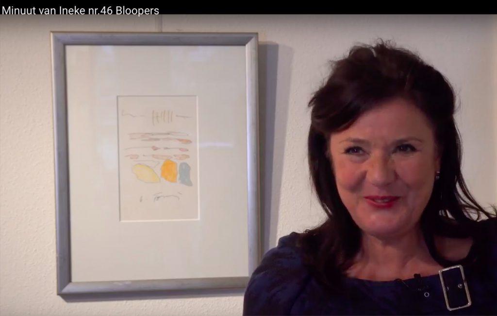 Bloopers Ineke Aronds