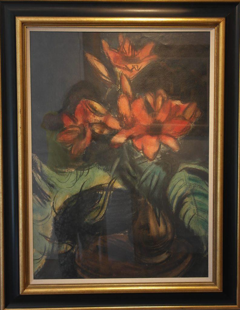 Bloemstilleven Henri le Fauconnier